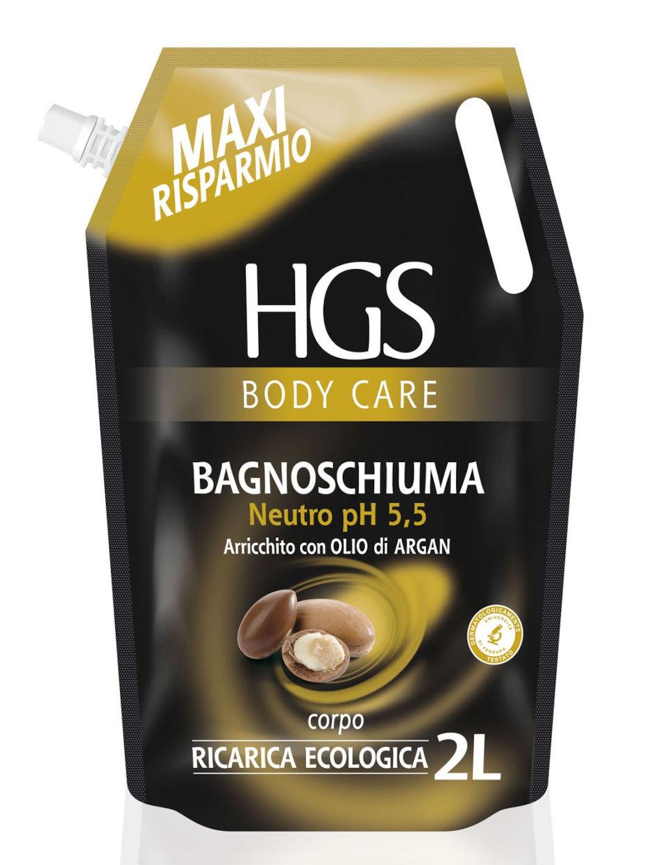 3D HGS BAGNO ARGAN 2000 ml 2020