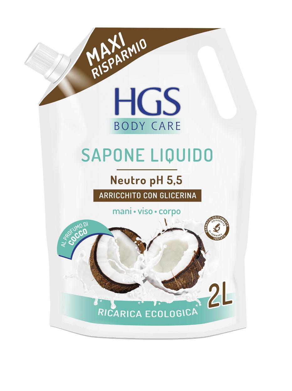 HGS SAPONE COCCO 2 LT