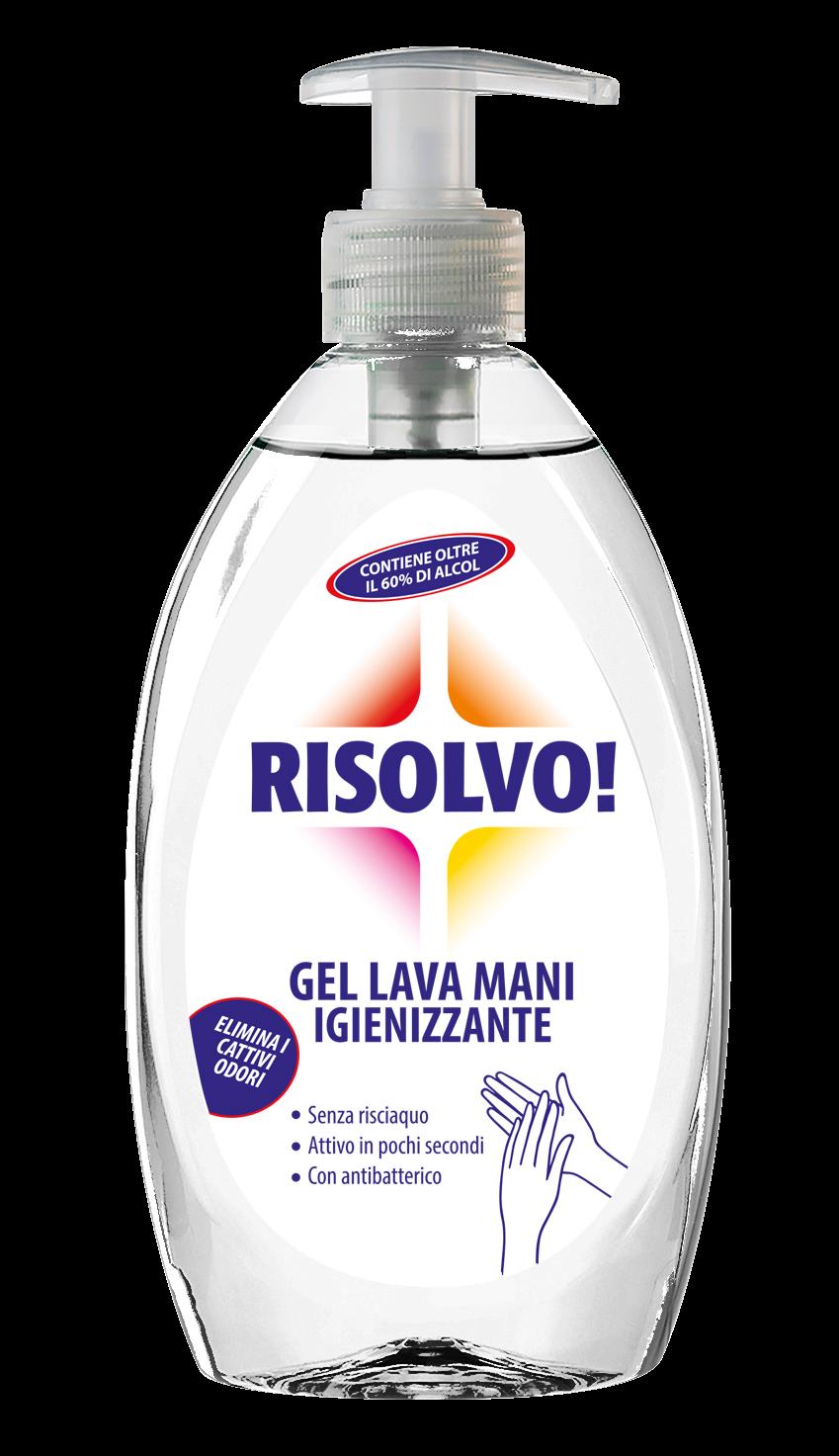 RISOLVO Igienizzante mani 500ml